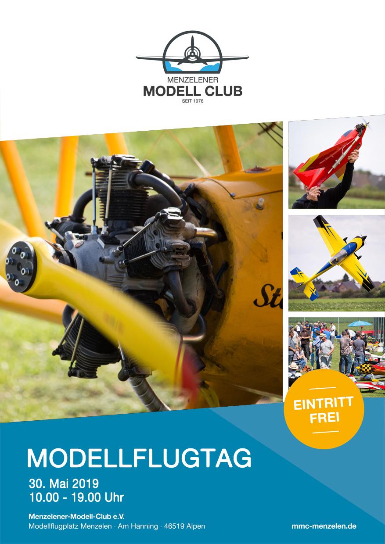 Modellflugtag2019 beim Menzelener-Modell-Club e.V.