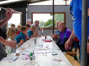 Alpener Ferienspiele beim MMC