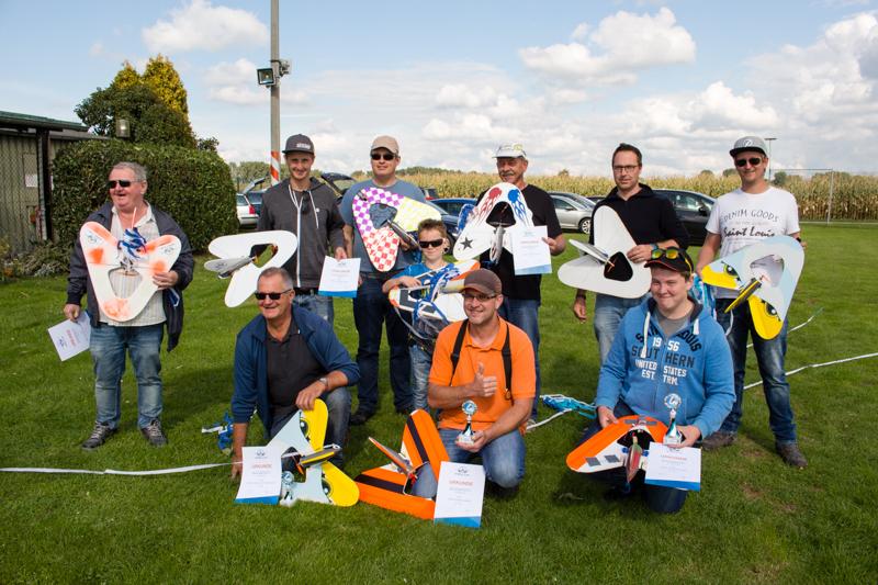 Vereinsmeisterschaft und Sommerfest 2017