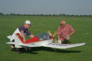 2005 - Modellflugbetrieb (2)